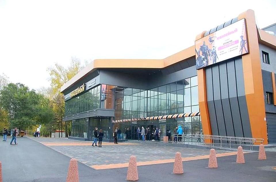 В Кемерове открылся киноцентр «Юбилейный». ФОТО: пресс-служба АКО