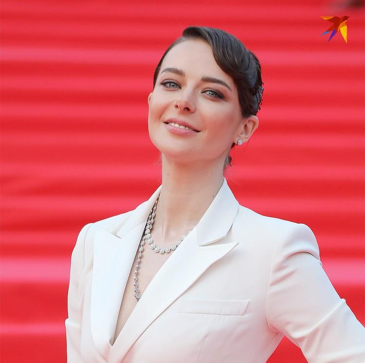 Актриса Марина Александрова.