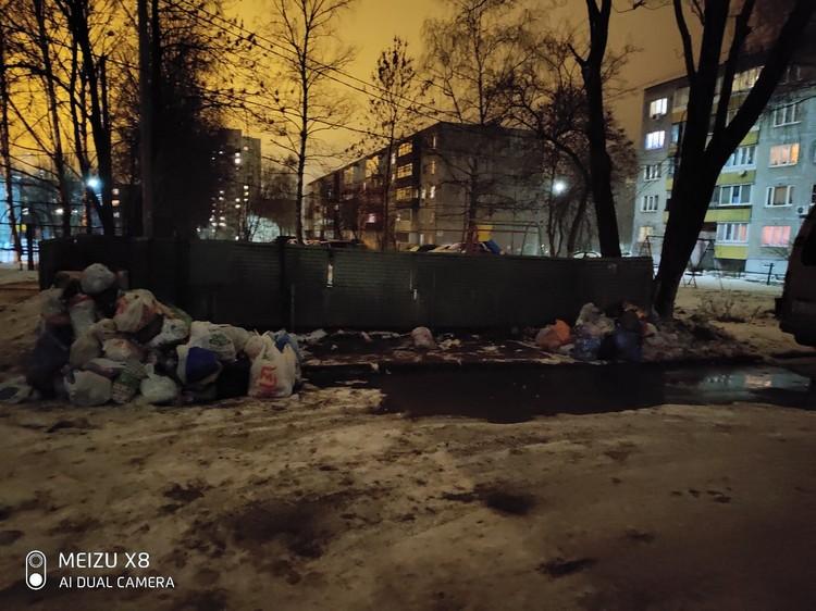 Площадка на улице Куйбышева