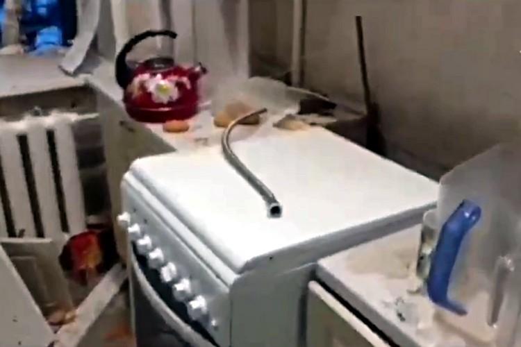 Взрыв мог произойти по вине сборщика кухни Фото: СУ СК РФ по Тверской области