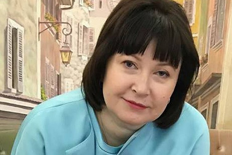 Наталья Стришняя - бывшая жена Цеповяза. Ее судят за вымогательство