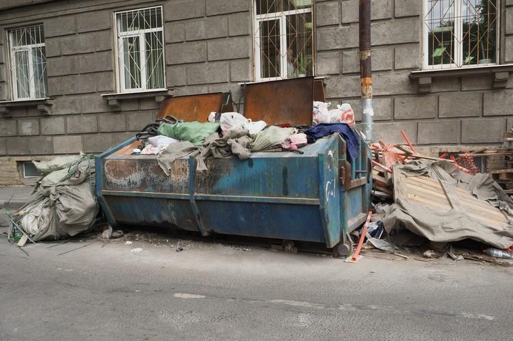 Мусорный коллапс, по словам экспертов, Санкт-Петербургу не грозит: если для местного мусора закроют полигоны Ленобласти, его могут просто свалить где-то у ее границ.