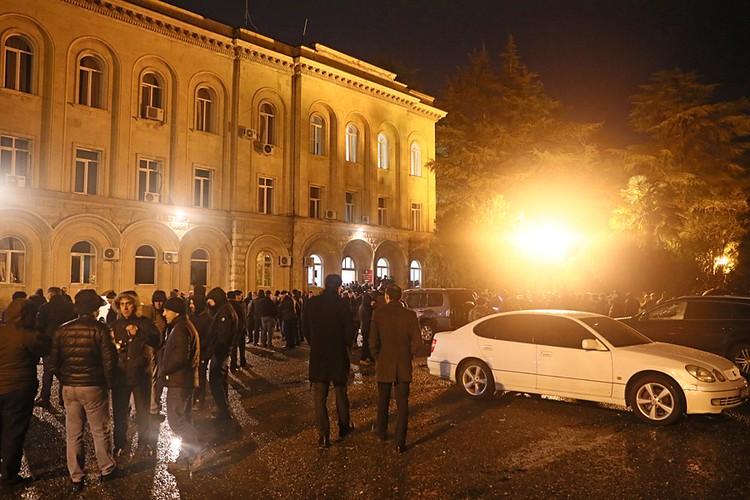 Выборы президента Абхазии назначены на 21 марта. Фото: Анжела Кучуберия/ТАСС