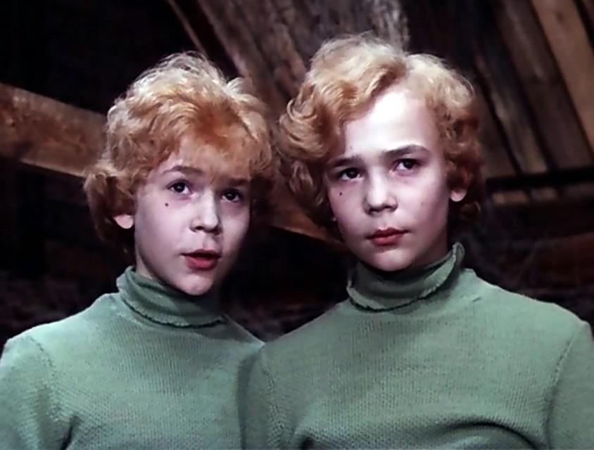 Этого робота и его двойника Сережу Сыроежкина знал каждый советский школьник Фото: кадр из фильма