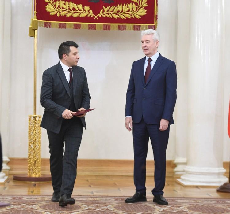 """Специальный корреспондент """"Комсомолки"""" Александр Рогоза удостаивается такой премии уже второй раз."""