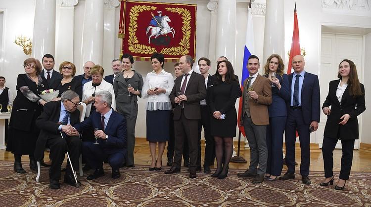 Награды за актуальные материалы о Москве и москвичах получили 19 лучших журналистов.