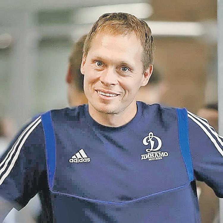 Максим Афиногенов. Фото: instagram.com