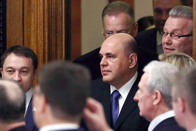 Голосование по кандидатуре нового премьера состоится в 14 часов. Фото: Антон Новодережкин/ТАСС
