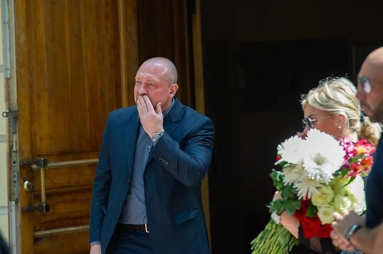 Для Максима Соколова убийство жены стало шоком