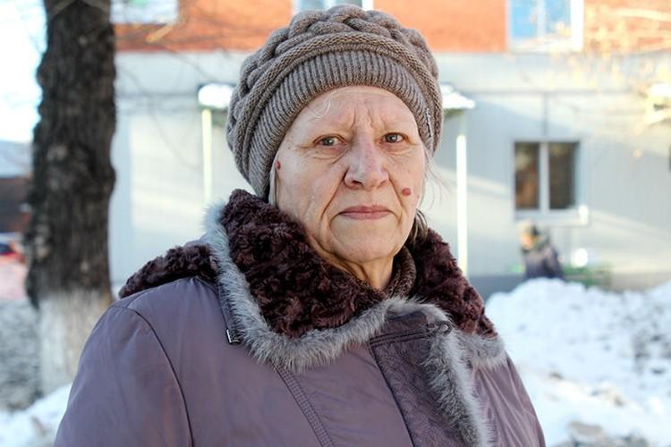 Галина Петровна до сих пор не может отойти от шока