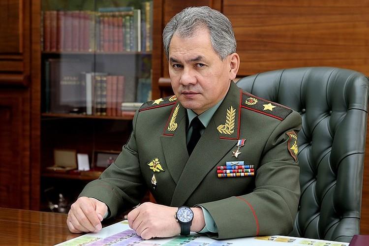 Сергей Шойгу, Фото: Пресс-служба Минобороны РФ