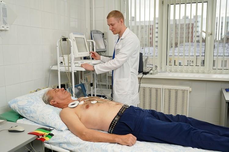 Фото: предоставлено Медицинским объединением «Новая больница»