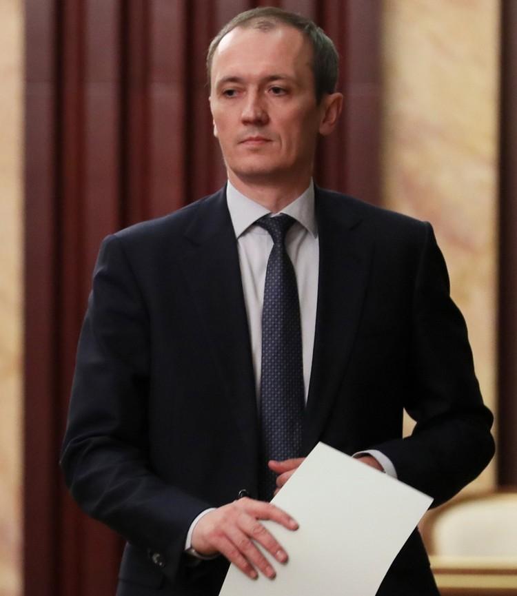 Дмитрий Григоренко. Фото: Екатерина Штукина/ТАСС
