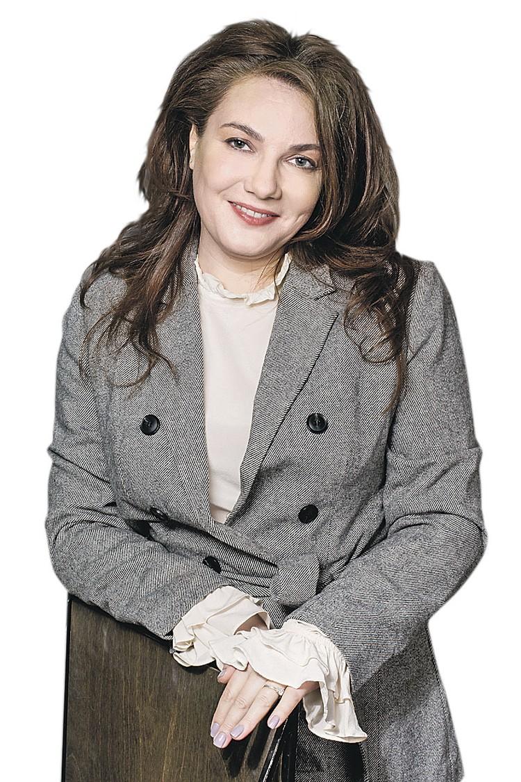 Психолог Татьяна Хрущева. Фото: Личный архив