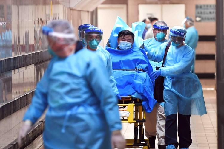 Количество инфицированных опасным коронавирусом в Китае увеличивается каждый день.