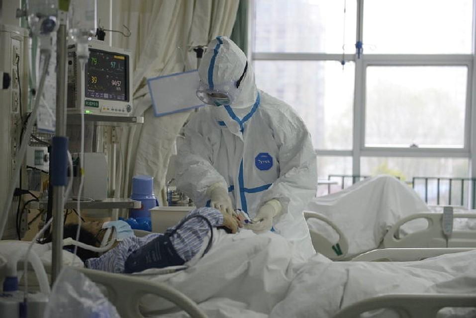 Большинство жертв нового вируса скончались в провинции Хубэй Фото: REUTERS