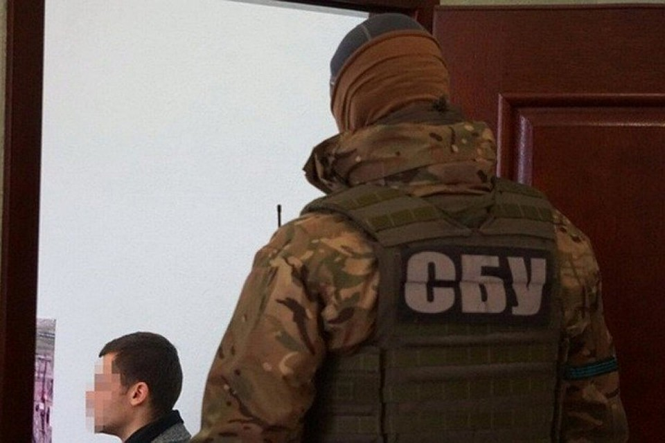 Он назвал СБУ сбродом аферистов и взяточников. Фото: strana.ua