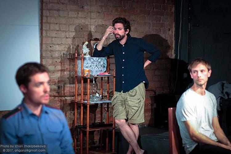 Писатель Дмитрий Данилов получил за эту пьесу «Золотая маску» как лучший драматург. Фото: www.teatrdoc.ru