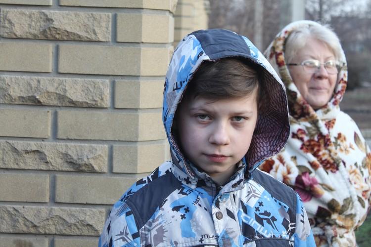 Дети хотят ходить в школу и не бояться обстрелов
