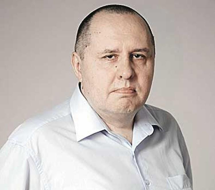 Фармаколог Александр Эдигер