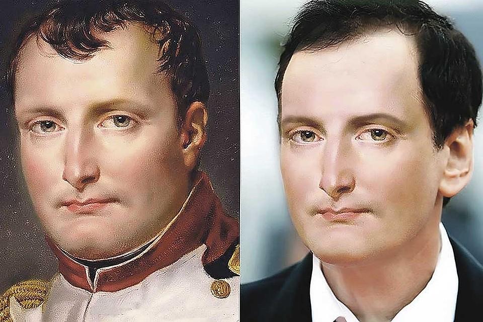 Наполеон Бонапарт. Фото: instagram.com/royalty_now