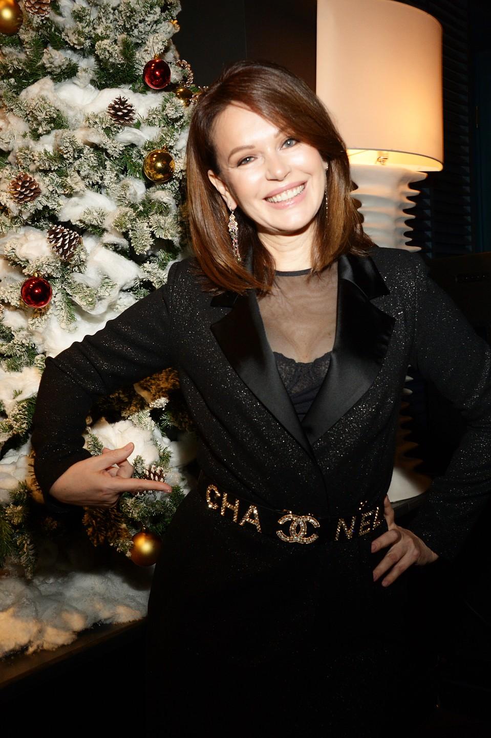 On New Year's Eve, Irina flew to Bali. Photo: GLOBAL LOOK PRESS