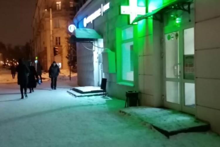В новокузнецкой аптеке маски закончились, но поставщик уже доставил новую партию. ФОТО: Полина Иващенко