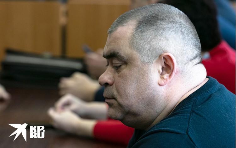Бывший начальник отдела полиции по Кармаскалинскому району Салават Галиев.