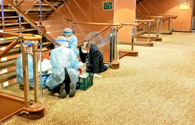 На сегодня врачи обнаружили коронавирус у 20 человек.