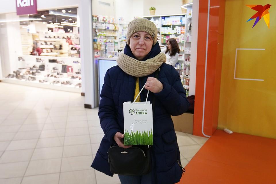 Светлана. Фото: Микита НЕДАВЕРКОВ