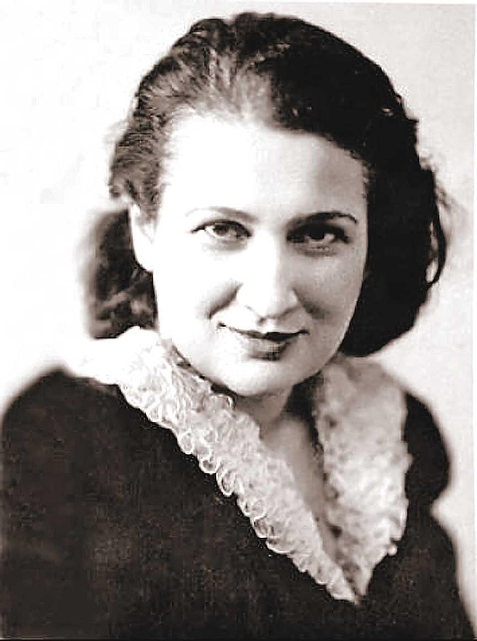 Юлия Мельцер, жена Якова Джугашвили (1911 - 1968). Фото: wikimedia.org
