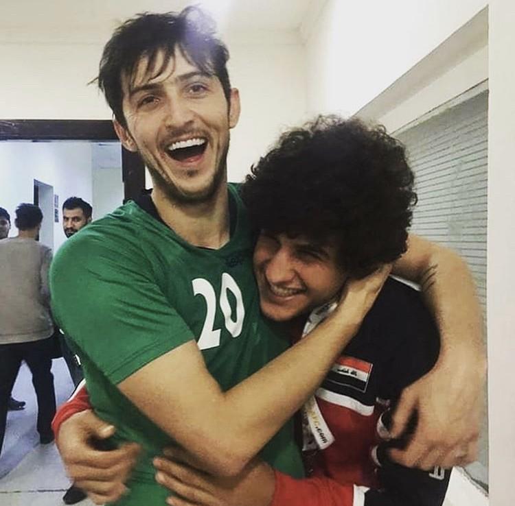 Футболист дружит с иранцем Сердаром Азмуном из «Зенита»