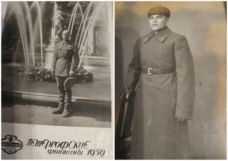 Бывший батрак — курсант Ленинградского пехотного училища