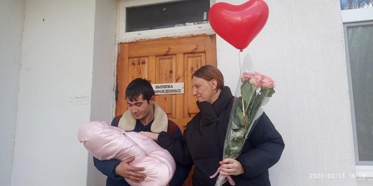В семье Ауловых появился шестой ребенок. Фото: БФ «Колыбель милосердия»