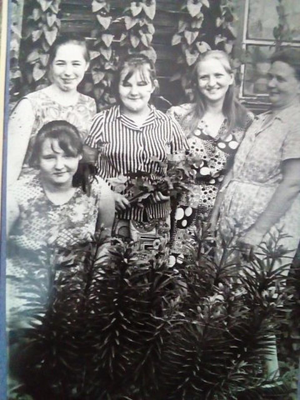 Любовь Нурдинова в молодости Фото: Личная страничка героя публикации в соцсети