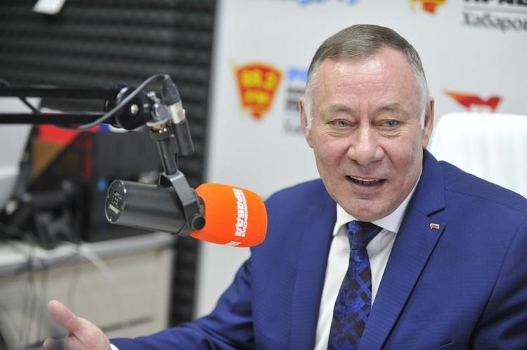 Хабаровский край готовится к голосованию по изменению Конституции