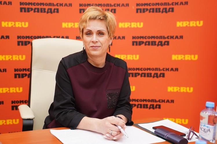 Татьяна Лапшова: изменения в семье должны замечать сотрудники детских садов и школ