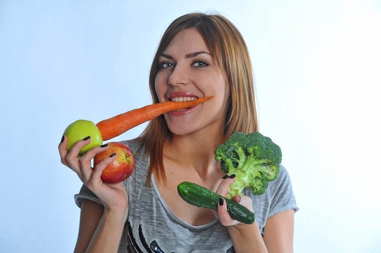 Ешьте больше растительных продуктов