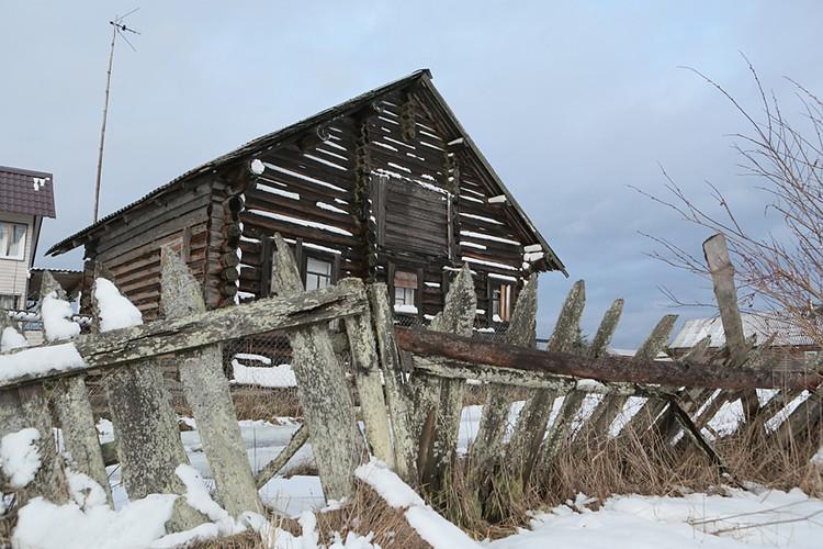 Именно здесь снимался советский боевик «Холодное лето 53 го». Фото Рамилия Фарзутдинова