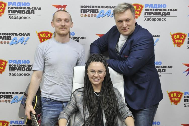 Света Грейзик и Марат Амирханов, Участники группы «Дуэт»