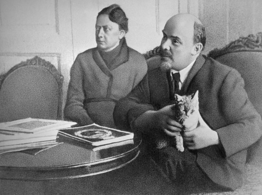 Надежда Крупская была не только женой, но и соратницей Ленина. И 20 лет руководила народным образованием всей страны. Фото: ТАСС