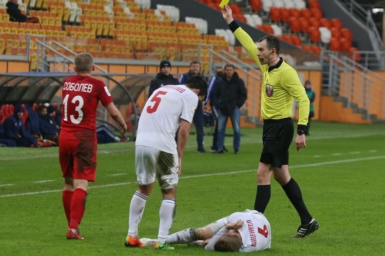 «СКА-Хабаровск» начал вторую часть футбольного сезона с победы над «Мордовией» со счетом 2:3. Фото ФК «Мордовия»