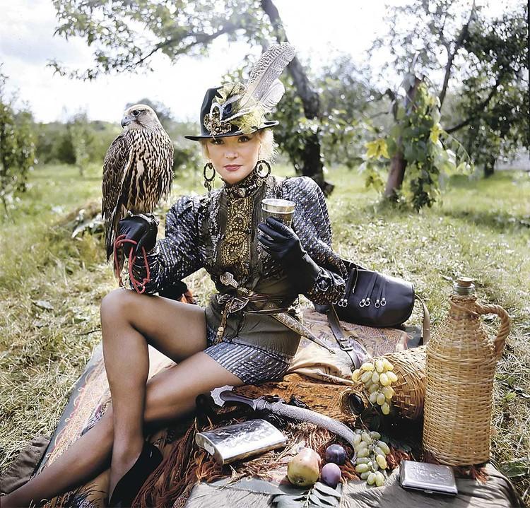 Людмила Марковна была не самым простым человеком, ужиться с ней было нелегко. Фото: Игорь Гневашев.