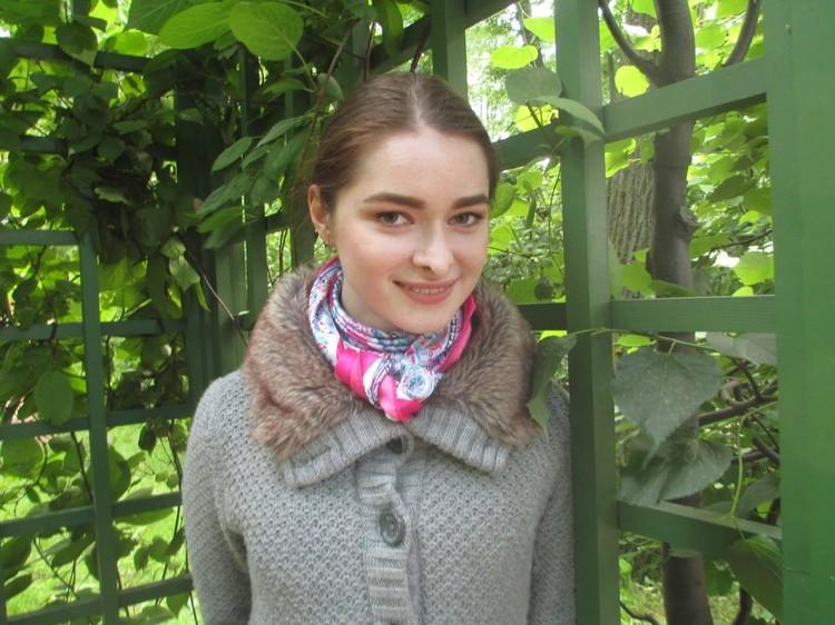 Ещенко была аспиранткой СПбГУ