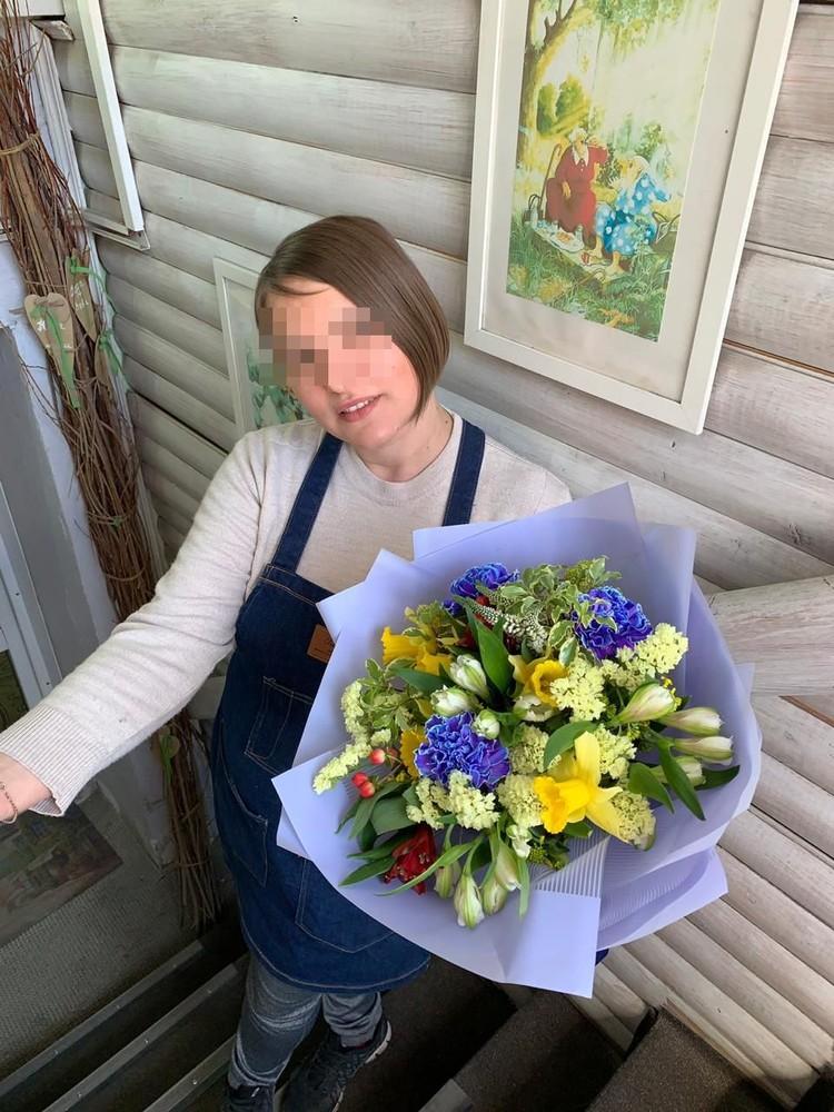 Охрана не приехала к флористу на выручку, потому что дежурный потерял пульт. Фото: личный архив.
