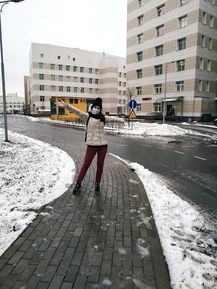 Все студенты были рады выписке Фото: mashkova.ru