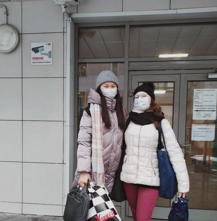 Студенты вернулись к обычным делам Фото: mashkova.ru