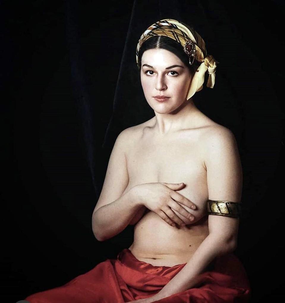 Удивительно красивая дочка Татьяны Догилевой снялась обнаженной