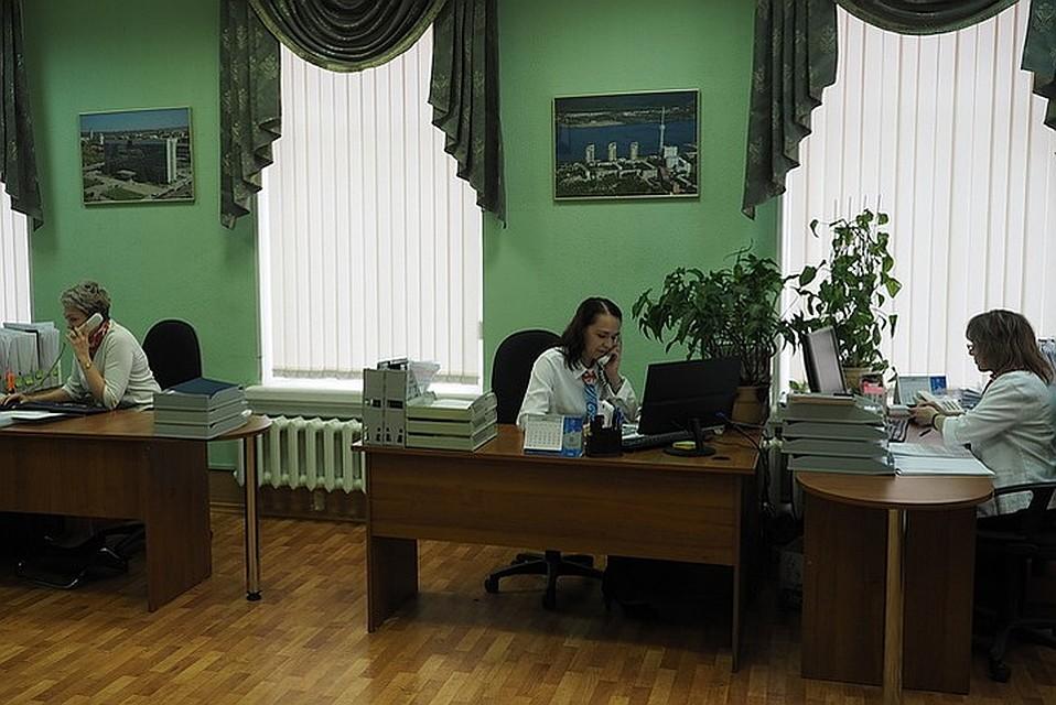 Звонки граждан принимают внимательные консультанты.