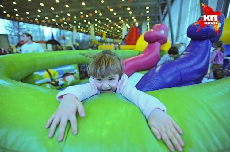 Детские игровые центры могут стать источником распространения инфекции.